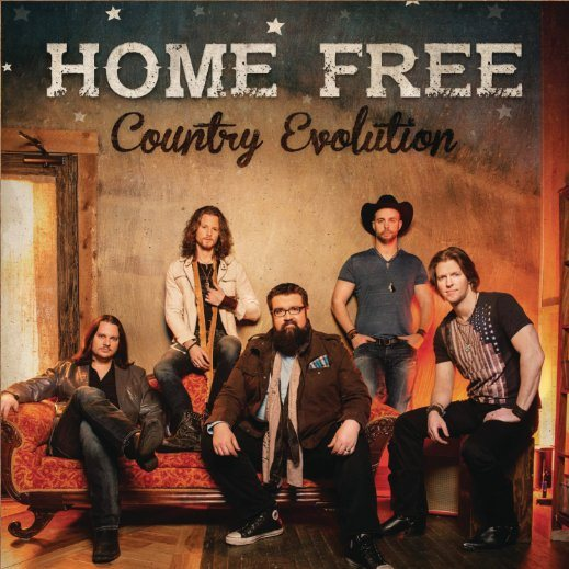 """Ford Columbia Tn >> Columbia Records releases Home Free vocal band's """"Country ..."""